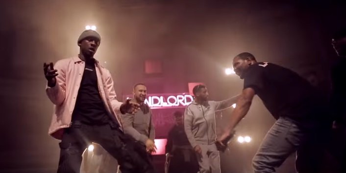 SKEPTA, KANO, JME AND MORE Go In With The Dance Moves For