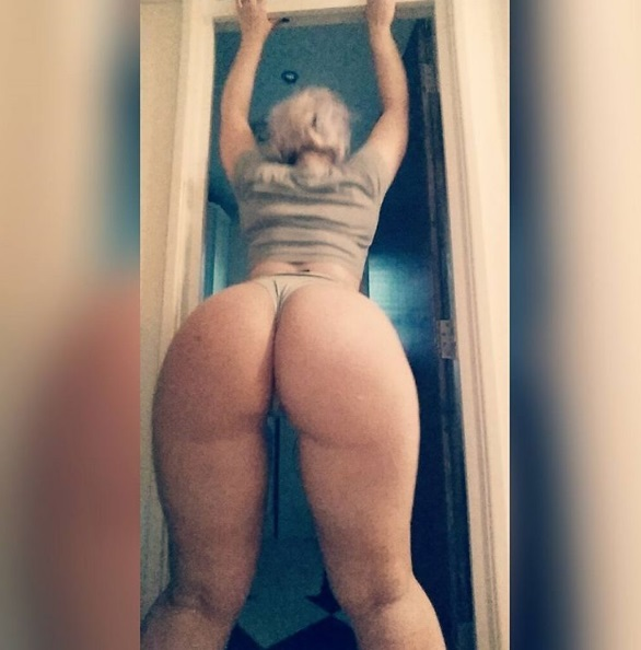 Sexy Big Ass Twerking Strip