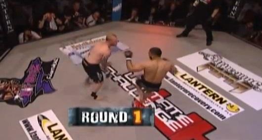 Damn!! Guy Breaks Guy Leg In 7 Seconds - Khalid Ismail - Leg